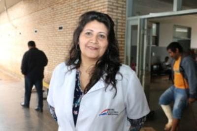 Ex directora del hospital distrital de Hernandarias se rehúsa a dejar el cargo