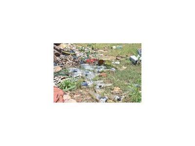 Proliferan criaderos del aedes cerca de temporada de dengue