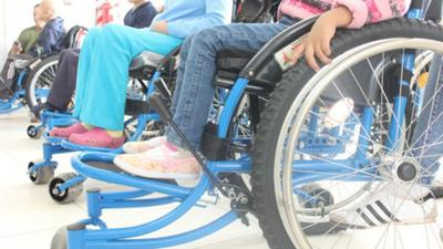 Demanda de sillas de ruedas