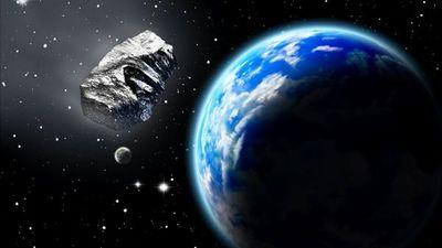 Refuerzan teoría de que vida terrestre proviene del espacio