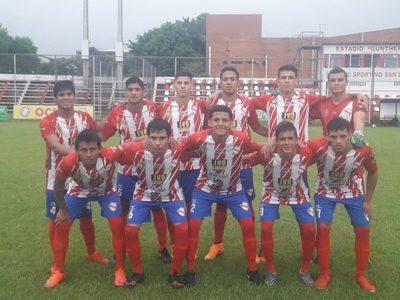 La Selección Sanlorenzana Sub 19 no falló de local y está en semis