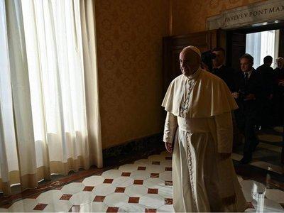 """El Papa comparó la pederastia con """"los sacrificios humanos con niños"""""""