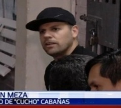 'Cucho' Cabaña pide asistir a sepelio de su padre
