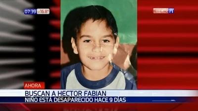 Familiares sospechan que niño desaparecido ya está muerto