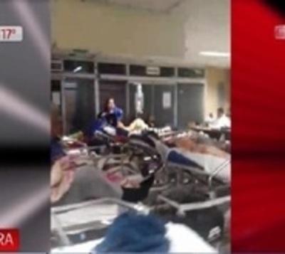 Prohíben internar a pacientes en los pasillos de IPS