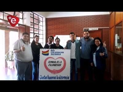 Semana de la solidaridad en Encarnación: Voluntarios saldrán a las calles a recolectar víveres