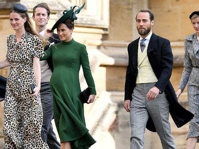 Pippa Middleton da a luz a un niño