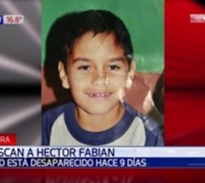Temen el peor final para niño desaparecido y acusan a padrastro