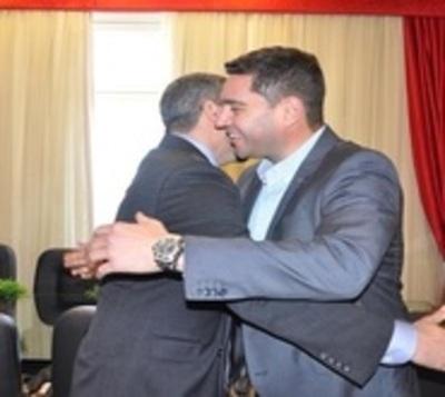 Sin pistas sobre cumbre entre Mario Abdo y Horacio Cartes