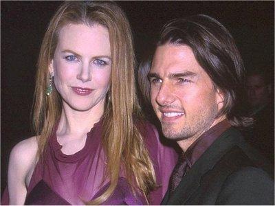 Nicole Kidman: Estar casada con Tom Cruise evitó que fuera acosada