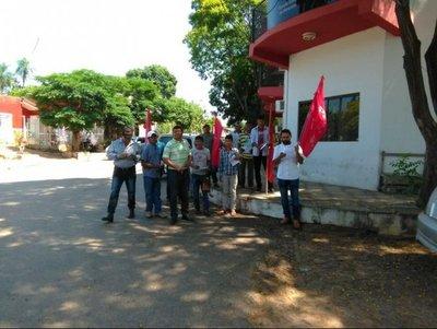 Campesinos desean la liberación de Genaro Meza
