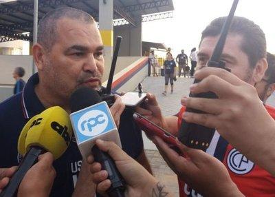 """""""Si fuera presidente de la APF, Osorio ya estaría en Colombia"""""""
