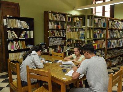 La Ruta de las Bibliotecas propone visitar siete espacios de Asunción