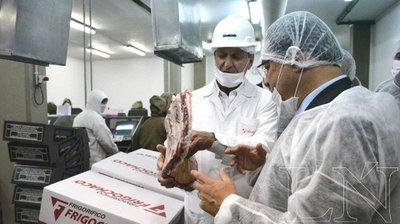 En 2019 el Departamento de Agricultura de EEUU estima que Paraguay exportará 360 mil toneladas de carne