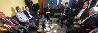 Gobierno inicia diálogo para generar consenso con todos los sectores