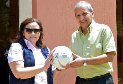 SND y Club Guaraní buscan promover el deporte en el Interior