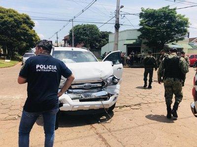 Ultimo Momento: Balacera en Pedro Juan Caballero