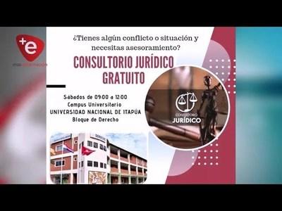 DESDE EL SÁBADO, ASESORÍA JURÍDICA GRATUITA EN LA UNI