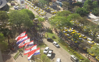 Junta Municipal de Asunción liderará análisis sobre reglamentación para UBER