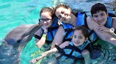 Las Fotos De Las Vacaciones De Clara Franco Y Sus Hijos En Cancún