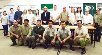 Campaña busca visibilizar y proteger rol de los guardaparques
