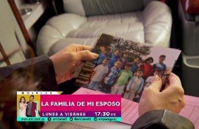 ¡Ya llega otro episodio de La Familia De Mi Esposo! ¡Mirá lo que ocurrirá hoy!