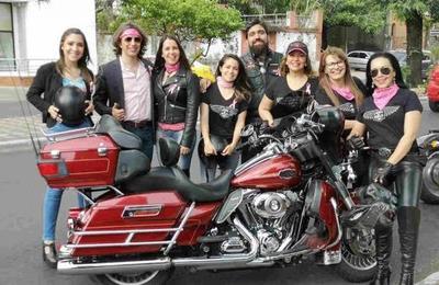 'Pink Ride' a beneficio de Amacma