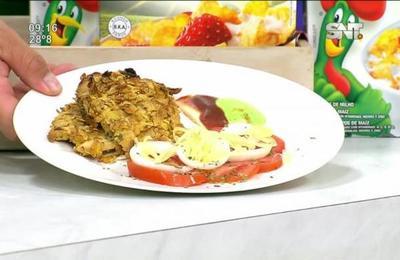 La Cocina de Cada Día: Pollo crujiente al horno
