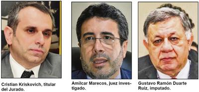 Investigan a juez Marecos por favorecer a Uninter