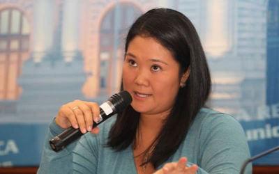 Tribunal peruano ordenó liberar a Keiko Fujimori por el caso Odebrecht