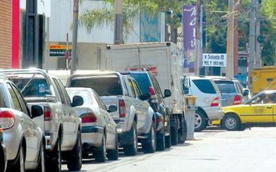 Estacionamiento indebido la infracción más cometida en Asunción
