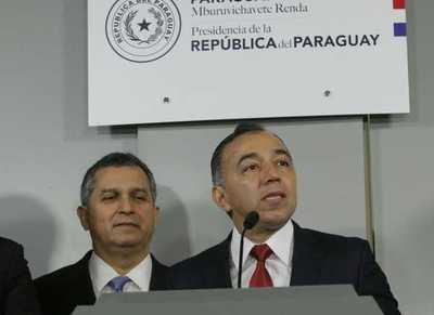 Ejecutivo designa a Fúster como coordinador de la Unidad para Combate al Contrabando