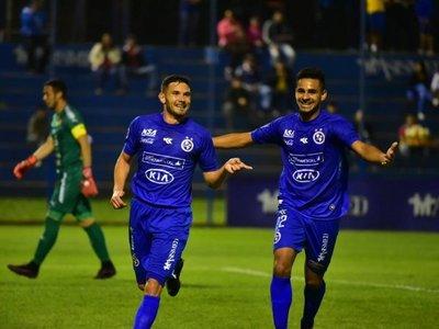 No pierden la ilusión de llegar a la Libertadores