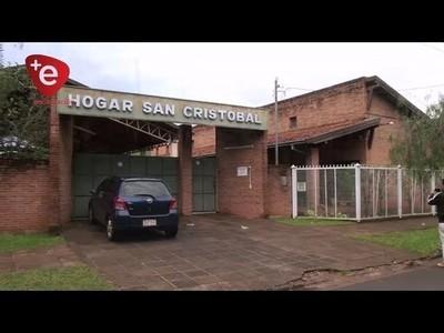 Hogar San Cristóbal recibe apoyo de la ciudadanía
