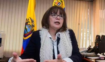 Ecuador expulsó a la embajadora de Venezuela en su país