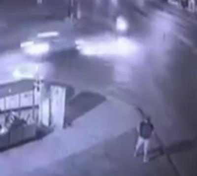 Nuevo video 'condena' a conductor que protagonizó fatal accidente