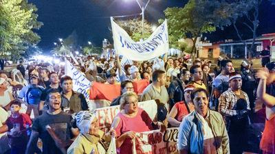 Policía impide manifestación