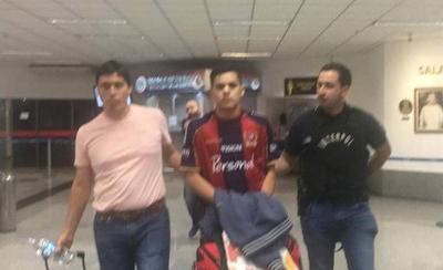 HOY / Extraditan a argentino buscado por homicidio