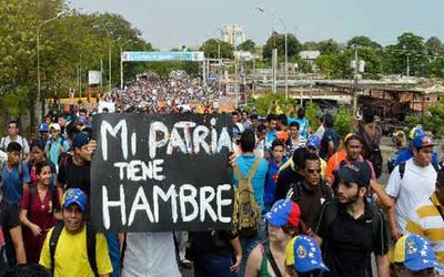 México sancionó a quienes vendieron alimentos de baja calidad y con sobreprecio a Venezuela