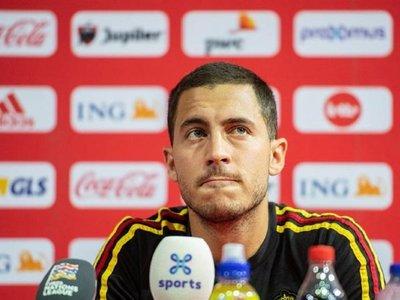 Hazard puede ganar el Balón de Oro pese a no jugar en España