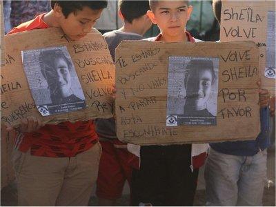 Paraguayo confiesa asesinato de niña de 10 años en Argentina