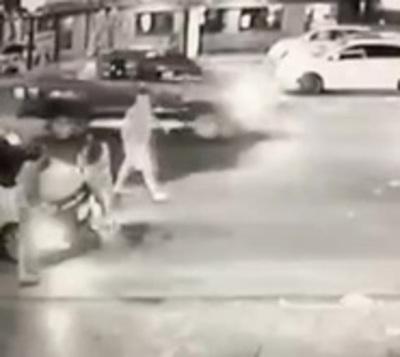 Violenta agresión contra una joven y nula respuesta de autoridades