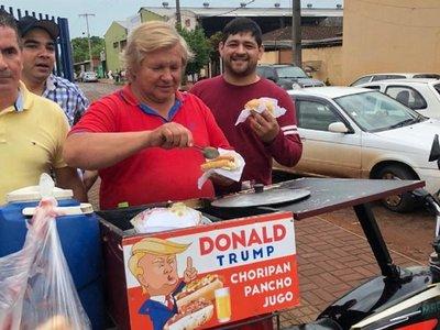 """La noticia del """"Donald Trump paraguayo"""" cruza las fronteras"""