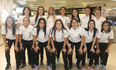 HOY / Albirroja sub 20 de futsal femenino, al Suda de Chile