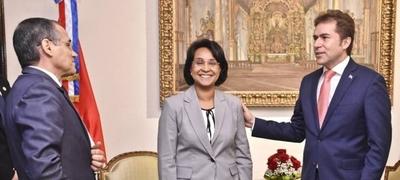 """HOY / Marruecos ve a Paraguay como un """"aliado importante"""""""