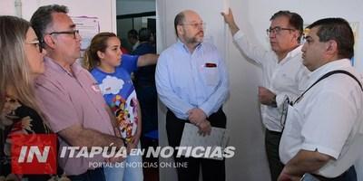MILLONARIO APORTE DE LA EBY AL HOSPITAL PEDIÁTRICO MUNICIPAL DE ENCARNACIÓN.