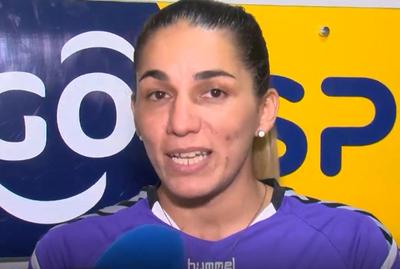 Selección paraguaya de Handball Sub 14 listas para el Sudamericano