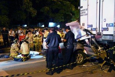 Accidente fatal de funcionario de Senave