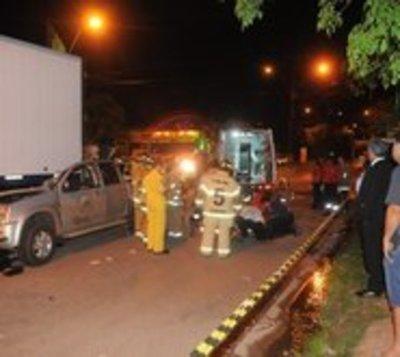 Funcionario público fallece en llamativo accidente