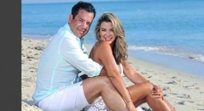 El Efusivo Saludo De Marly Figueredo A Su Marido Por Su Cumpleaños